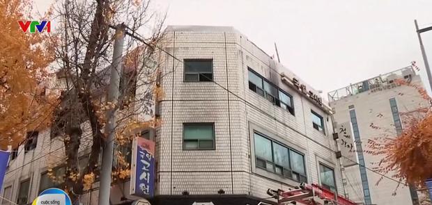 Hàn Quốc: Hỏa hoạn lớn tại Seoul, 7 người thiệt mạng - Ảnh 1.