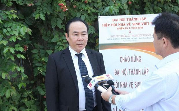 Chủ tịch Hiệp hội Nhà vệ sinh Việt Nam: Chúng tôi mang tâm thiện nguyện - Ảnh 1.