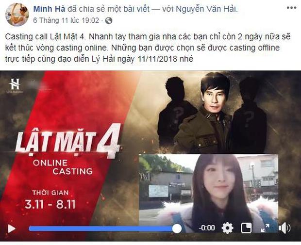 """Lý Hải rục rịch khởi động """"Lật Mặt 4"""", hot girl người Thái Nene nhắn tìm đồng đội"""" - Ảnh 1."""