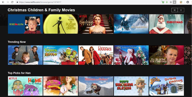Bạn đã biết công thức bí mật để tìm ngay phim Giáng Sinh cực hay trên Netflix chưa? - Ảnh 3.