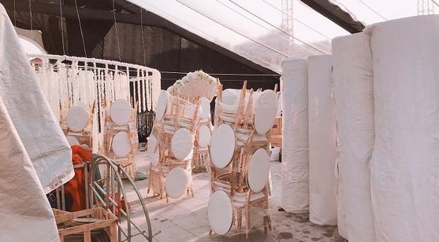 Xôn xao đám cưới trang trí hết 4 tỷ đồng ở Thái Nguyên, mời cả Đan Trường, Quang Hà về biểu diễn - Ảnh 7.