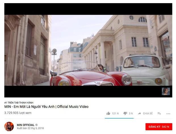 Loạt MV Vpop đình đám nhất năm 2018 mất bao lâu để leo lên vị trí No.1 Trending Youtube? - Ảnh 18.