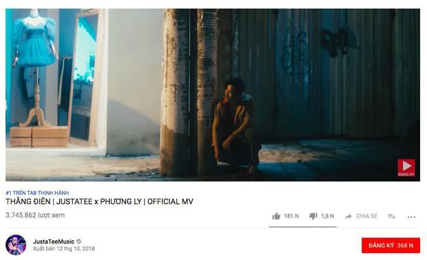 Loạt MV Vpop đình đám nhất năm 2018 mất bao lâu để leo lên vị trí No.1 Trending Youtube? - Ảnh 12.