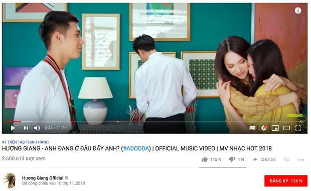 Loạt MV Vpop đình đám nhất năm 2018 mất bao lâu để leo lên vị trí No.1 Trending Youtube? - Ảnh 8.