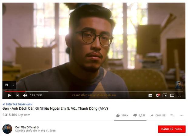 Loạt MV Vpop đình đám nhất năm 2018 mất bao lâu để leo lên vị trí No.1 Trending Youtube? - Ảnh 10.