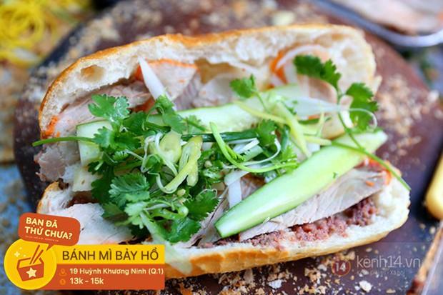 Điểm danh 4 hàng bánh mì ở Sài Gòn khiến người ta phải ngân nga câu hát đợi chờ là hạnh phúc - Ảnh 5.