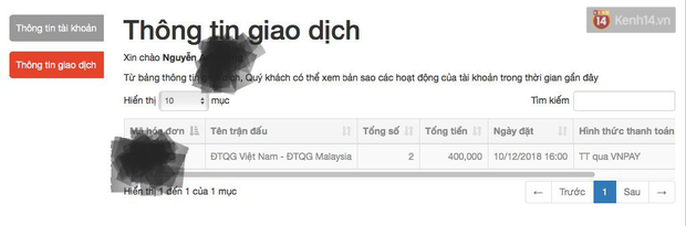 Bí kíp đặt mua thành công vé online trận chung kết lượt về Việt Nam - Malaysia - Ảnh 3.