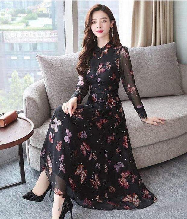 Đặt mua váy hoa thướt tha nhận ngay sản phẩm cứng ngắc nhăn nhúm, cô gái phản ánh còn bị shop mắng chửi và chặn Facebook - Ảnh 2.