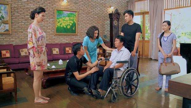 Thân Thuý Hà đau khổ vì dạy con hại chính cha ruột của mình trong Cung Đường Tội Lỗi - Ảnh 5.
