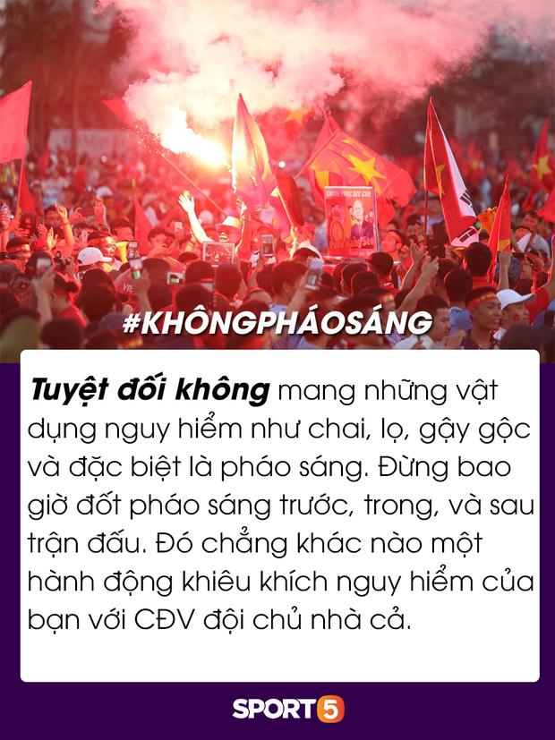 Những điều bạn cần lưu ý để tránh đổ máu khi đến Bukit Jalil cổ vũ tuyển Việt Nam đấu Malaysia - Ảnh 12.