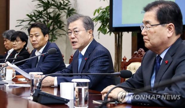 Hàn Quốc kiểm tra độ an toàn của dịch vụ đường sắt sau vụ tai nạn tàu cao tốc - Ảnh 1.