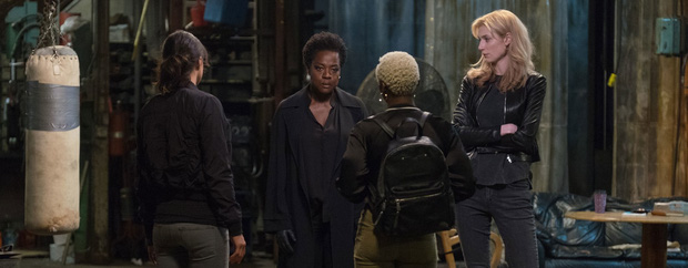 Bốn góa phụ, hai vụ cướp và nỗi sợ về một xã hội rối ren trong Widows - Ảnh 2.