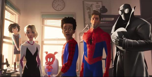 Spider-Man: Into the Spider-Verse: Xứng đáng là phim hoạt hình xuất sắc nhất năm! - Ảnh 3.