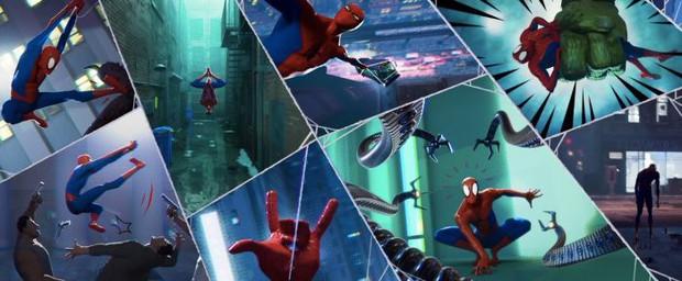 Spider-Man: Into the Spider-Verse: Xứng đáng là phim hoạt hình xuất sắc nhất năm! - Ảnh 7.
