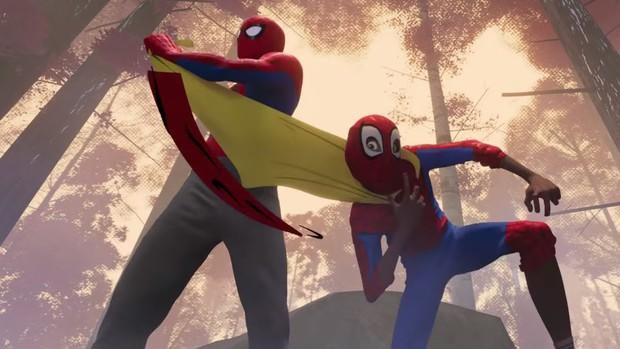 Spider-Man: Into the Spider-Verse: Xứng đáng là phim hoạt hình xuất sắc nhất năm! - Ảnh 4.