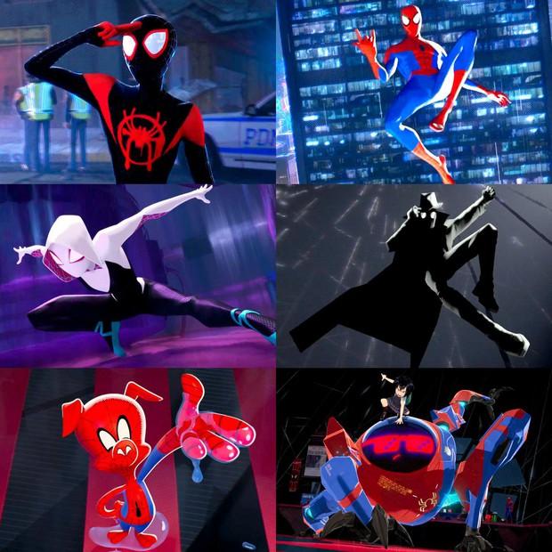 Spider-Man: Into the Spider-Verse: Xứng đáng là phim hoạt hình xuất sắc nhất năm! - Ảnh 8.