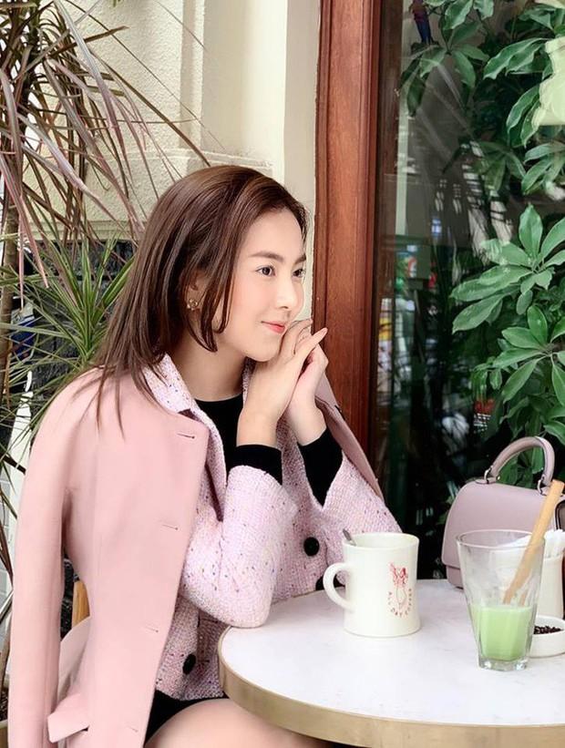 Cô gái thời tiết Mai Ngọc phủ nhận mình sang chảnh, lên tiếng về việc dùng hàng hiệu nhiều nhất VTV - Ảnh 2.