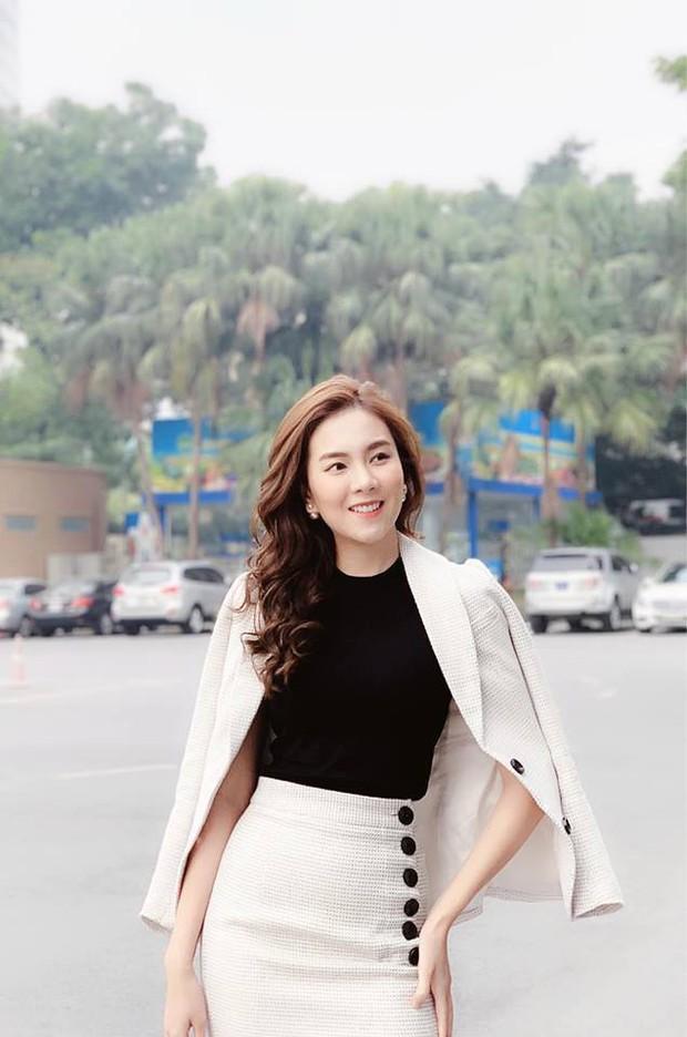 Cô gái thời tiết Mai Ngọc phủ nhận mình sang chảnh, lên tiếng về việc dùng hàng hiệu nhiều nhất VTV - Ảnh 3.