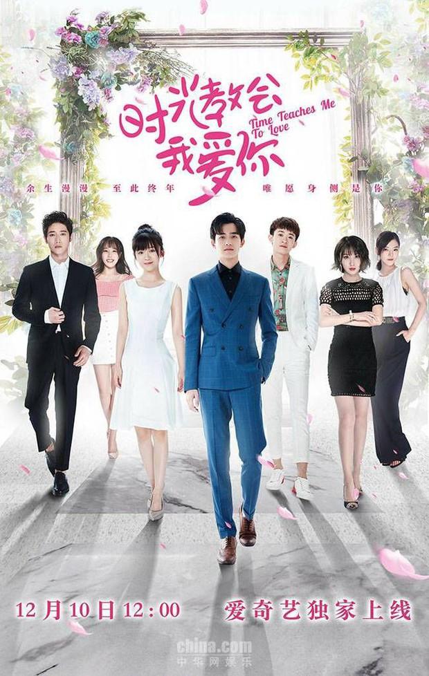 Phim truyền hình Hoa ngữ tháng 12: Ngôn tình và hành động chiếm lĩnh - Ảnh 4.