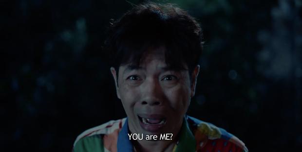 Cười mệt khi xem Trang Hý cháy tóc - Kaity Nguyễn cháy đầm trong trailer chính thức của Hồn Papa, Da Con Gái - Ảnh 8.