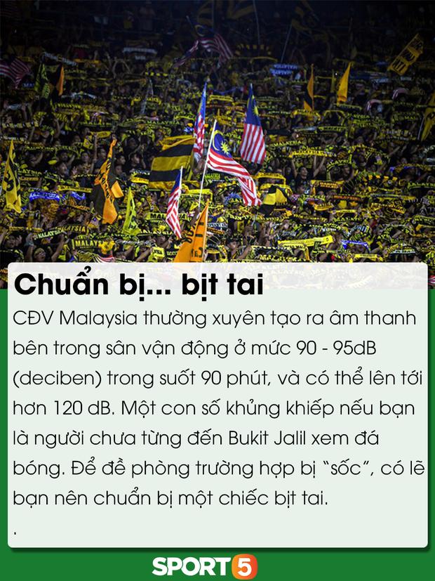 Những điều bạn cần lưu ý để tránh đổ máu khi đến Bukit Jalil cổ vũ tuyển Việt Nam đấu Malaysia - Ảnh 6.