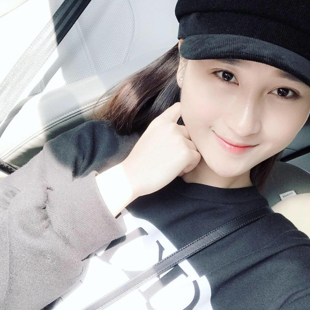 Chân dung bạn gái xinh đẹp của cầu thủ Nguyễn Huy Hùng - người mở tỉ số cho Việt Nam - Ảnh 7.