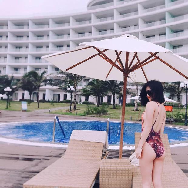 Chân dung bạn gái xinh đẹp của cầu thủ Nguyễn Huy Hùng - người mở tỉ số cho Việt Nam - Ảnh 4.