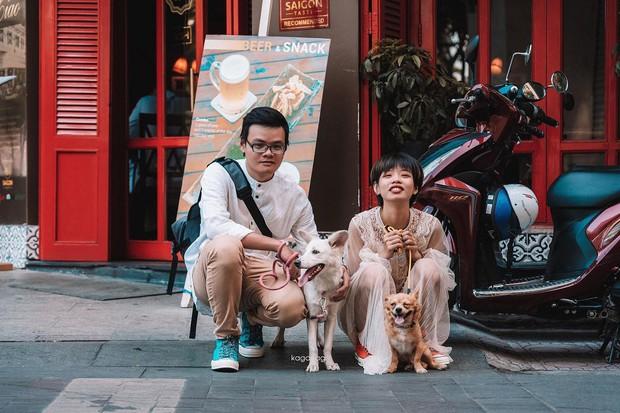 4 năm yêu ngọt ngào của cặp đôi Sài Gòn: Rồi một ngày, sẽ có người thương bạn nhiều như thế! - Ảnh 5.