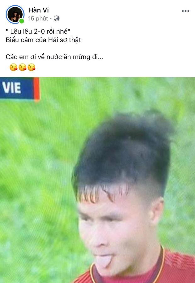 Dân mạng phấn khích tột độ khi Việt Nam ghi 2 bàn vào lưới Malaysia - Ảnh 8.