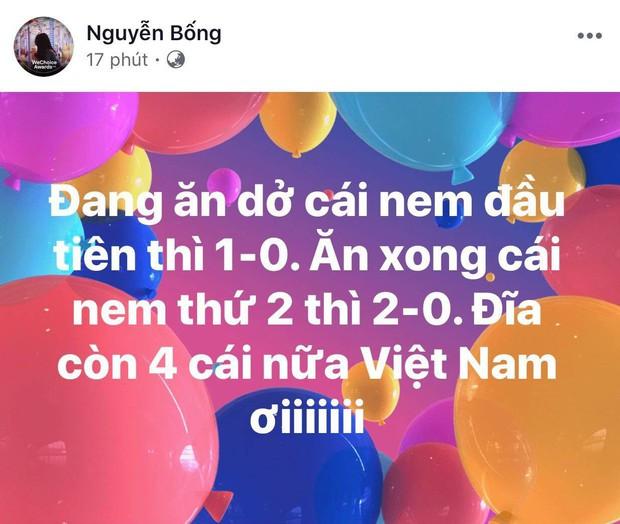 Dân mạng phấn khích tột độ khi Việt Nam ghi 2 bàn vào lưới Malaysia - Ảnh 4.