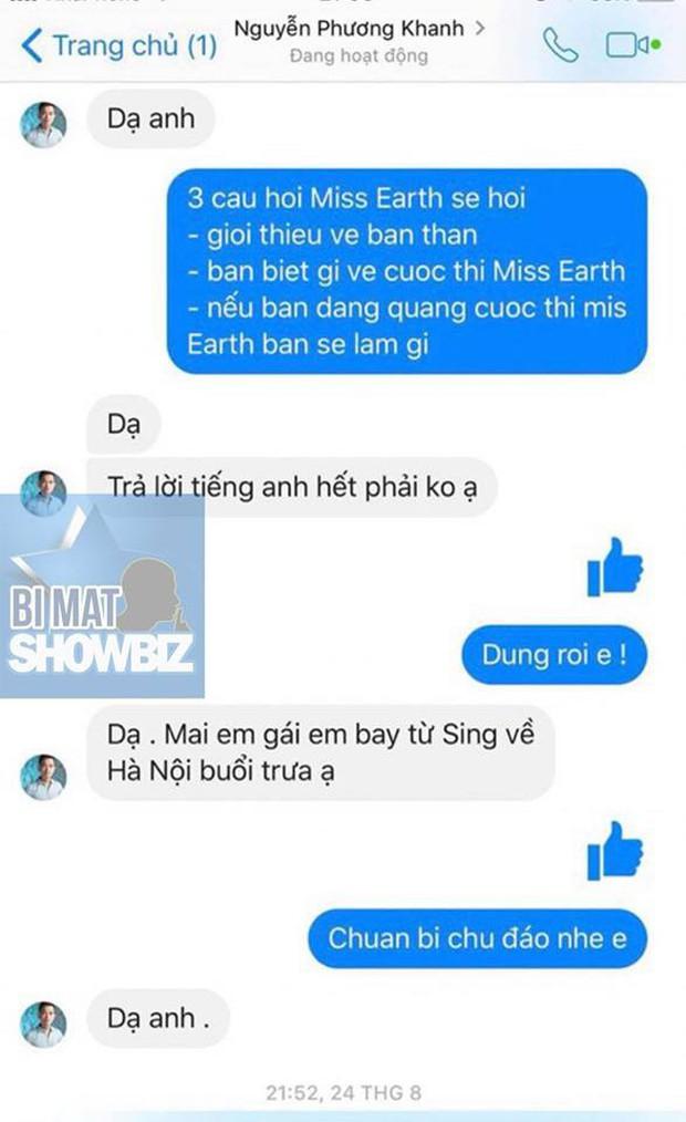 Thêm bằng chứng tố Phương Khánh mua giải Miss Earth 2018, thẩm mỹ và hẹn hò bác sĩ Chiêm Quốc Thái? - Ảnh 3.