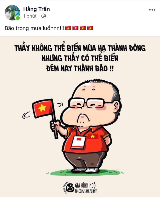Dân mạng phấn khích tột độ khi Việt Nam ghi 2 bàn vào lưới Malaysia - Ảnh 1.