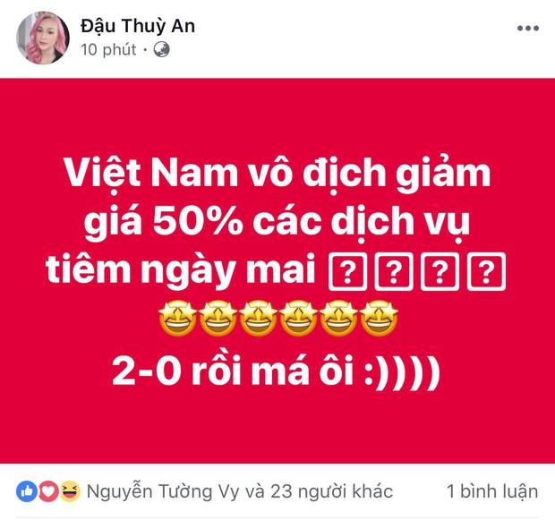Dân mạng phấn khích tột độ khi Việt Nam ghi 2 bàn vào lưới Malaysia - Ảnh 2.