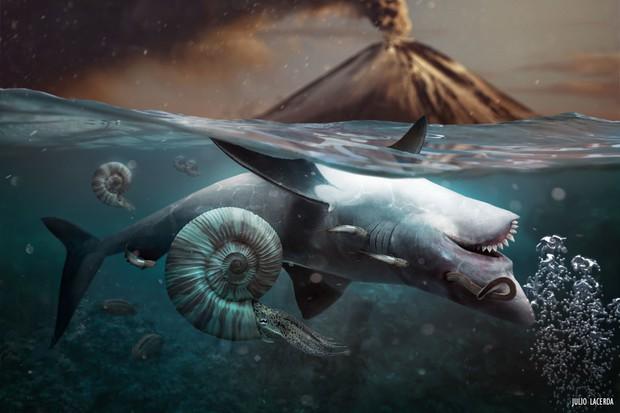 Đây là lý do 96% sinh vật biển bị chết trong sự kiện tuyệt chủng lớn nhất lịch sử, nhưng mối liên hệ sau đó mới thật đáng sợ - Ảnh 2.