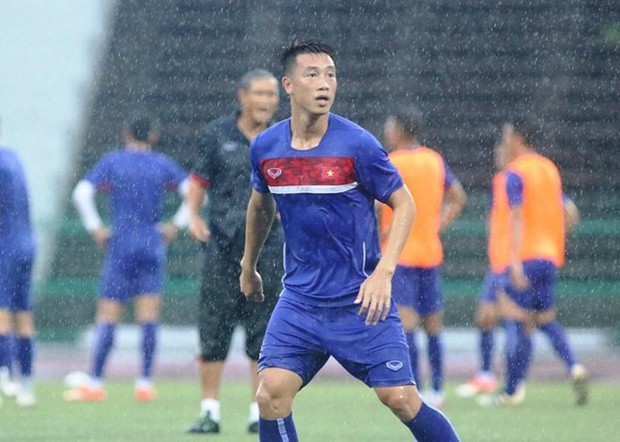 Nguyễn Huy Hùng - vũ khí bí mật của thầy Park, người ghi bàn thắng mở tỉ số cho Việt Nam là ai? - Ảnh 1.