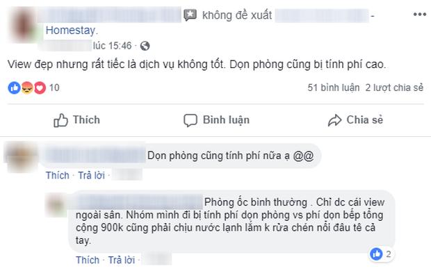 Đánh giá 1 sao vì homestay tại Đà Lạt thu phí dọn phòng 900k, khách nữ bị dân mạng tấn công và sự thật phía sau - Ảnh 1.
