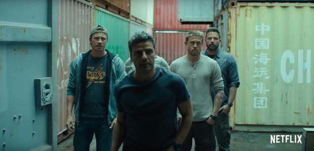 Người Dơi và ác nhân Apocalypse rủ nhau đi cướp trong phim mới của đài Netflix - Ảnh 2.