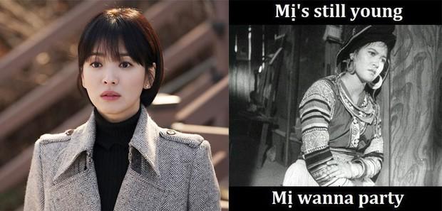 Hóa ra rich kid như Song Hye Kyo trong Encounter cũng sống khổ không khác gì cô Mị! - Ảnh 1.