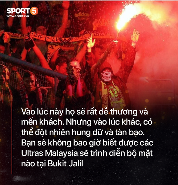 Cổ động viên Việt Nam hãy coi chừng Ultras Malaysia - đám người hung hãn khi bản năng nguyên thủy bị đánh thức - Ảnh 8.