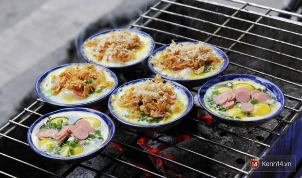 Hà Nội rét buốt căm căm vẫn có những món nướng nóng hổi từ bếp than để sưởi ấm ngày đông lạnh - Ảnh 6.