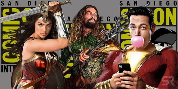 4 lý do khiến Hoàng tử Thủy Tề Aquaman hoàn toàn có thể vực dậy Vũ trụ Điện ảnh DC - Ảnh 6.