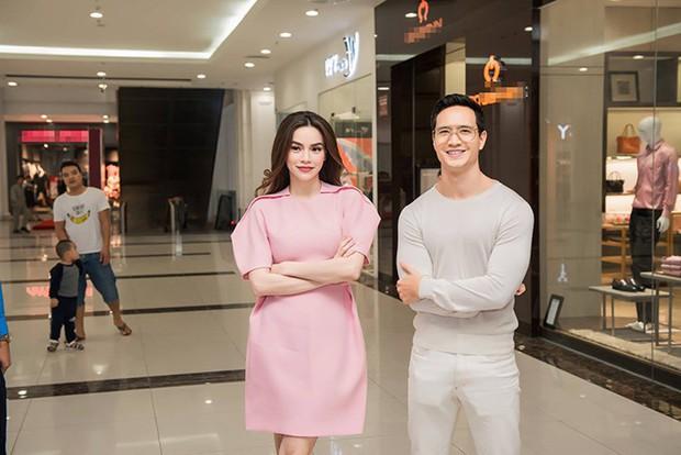 Hồ Ngọc Hà hạnh phúc khoe được Kim Lý chăm sóc từng ly từng tí, đích thân vào bếp làm bánh tẩm bổ bạn gái - Ảnh 3.