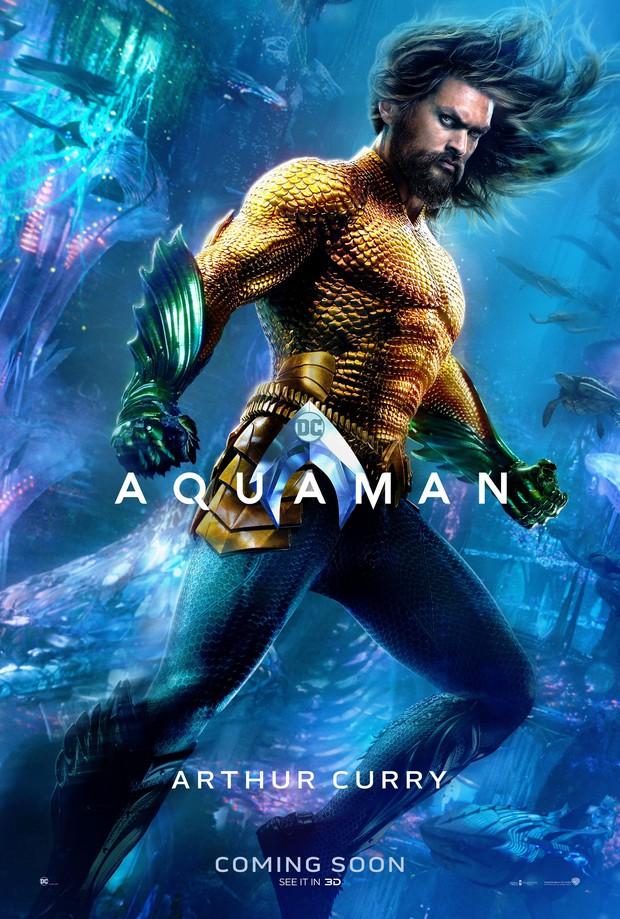 Cẩm nang những điều cần biết trước khi ra rạp thưởng thức bom tấn Aquaman - Ảnh 9.