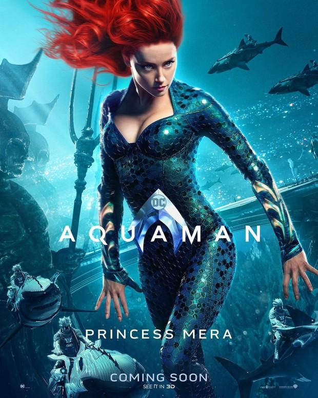 Cẩm nang những điều cần biết trước khi ra rạp thưởng thức bom tấn Aquaman - Ảnh 6.