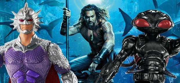 Cẩm nang những điều cần biết trước khi ra rạp thưởng thức bom tấn Aquaman - Ảnh 4.