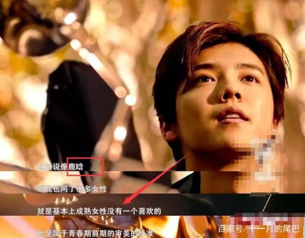 Biên kịch nổi tiếng Trung Quốc gây phẫn nộ khi công kích Luhan là ẻo lả, gà mái - Ảnh 2.