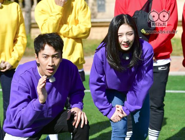 Irene (Red Velvet) từng nhiều lần bị đàn em chung nhóm Joy đánh bại trên show thực tế - Ảnh 13.