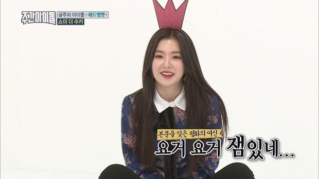 Irene (Red Velvet) từng nhiều lần bị đàn em chung nhóm Joy đánh bại trên show thực tế - Ảnh 4.