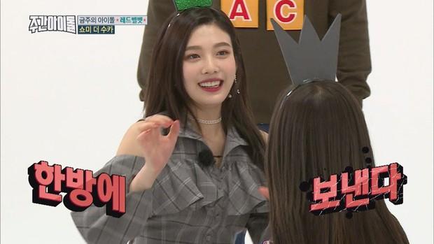 Irene (Red Velvet) từng nhiều lần bị đàn em chung nhóm Joy đánh bại trên show thực tế - Ảnh 5.