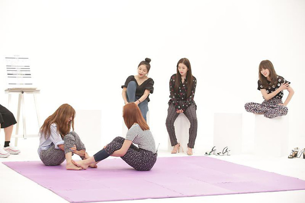 Irene (Red Velvet) từng nhiều lần bị đàn em chung nhóm Joy đánh bại trên show thực tế - Ảnh 7.